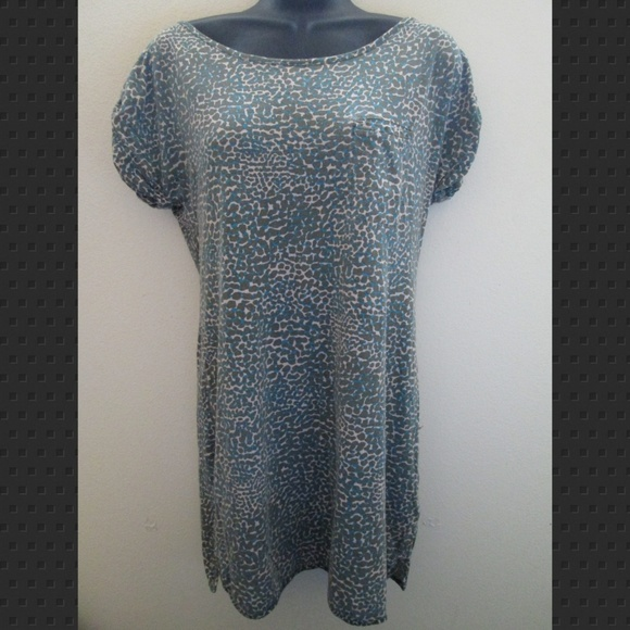 French Connection Tops - French Connection Animal Print Tunic